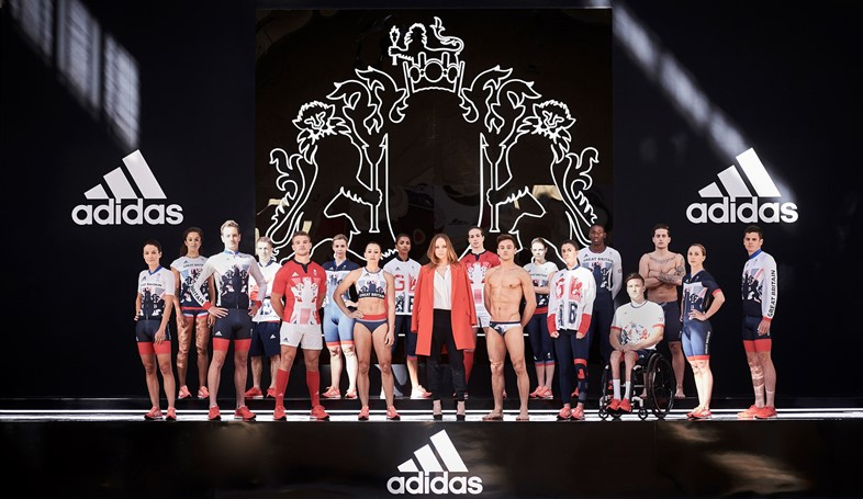 Stella McCartney and Team GB
