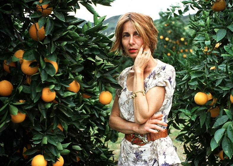Chris Kraus by Reynaldo Rivera