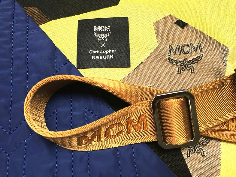 Preview of the MCM x Christopher Raeburn collection