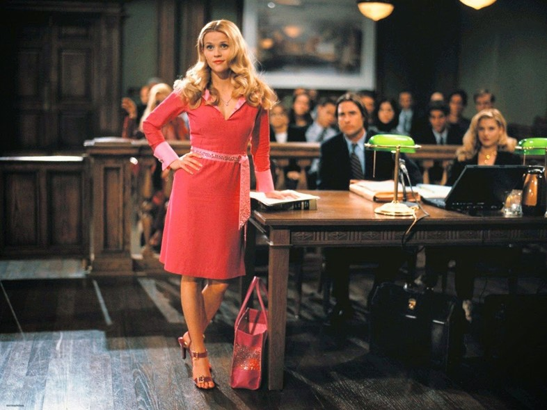 Legally Blonde Court