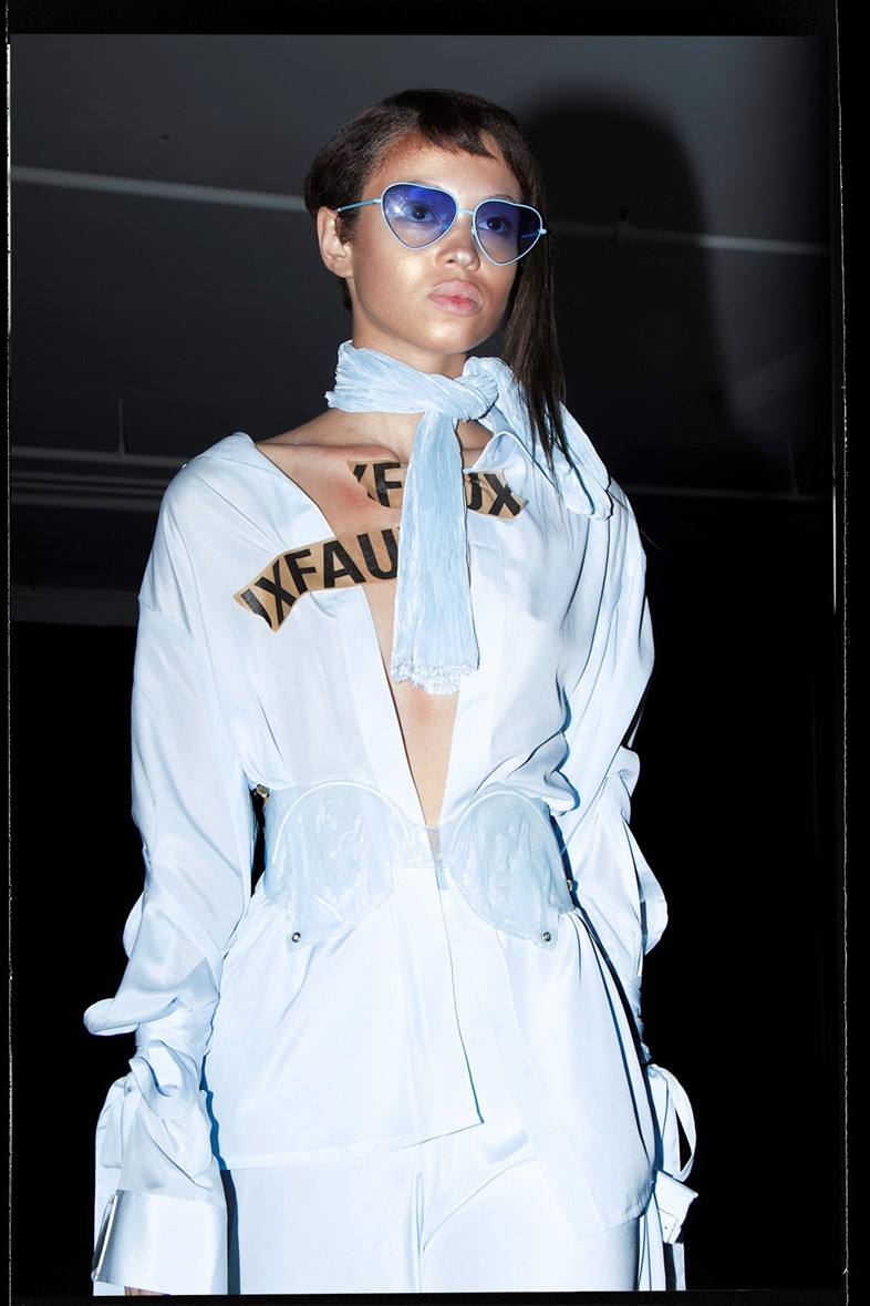 Maison The Faux SS17 at MADE New York   Dazed