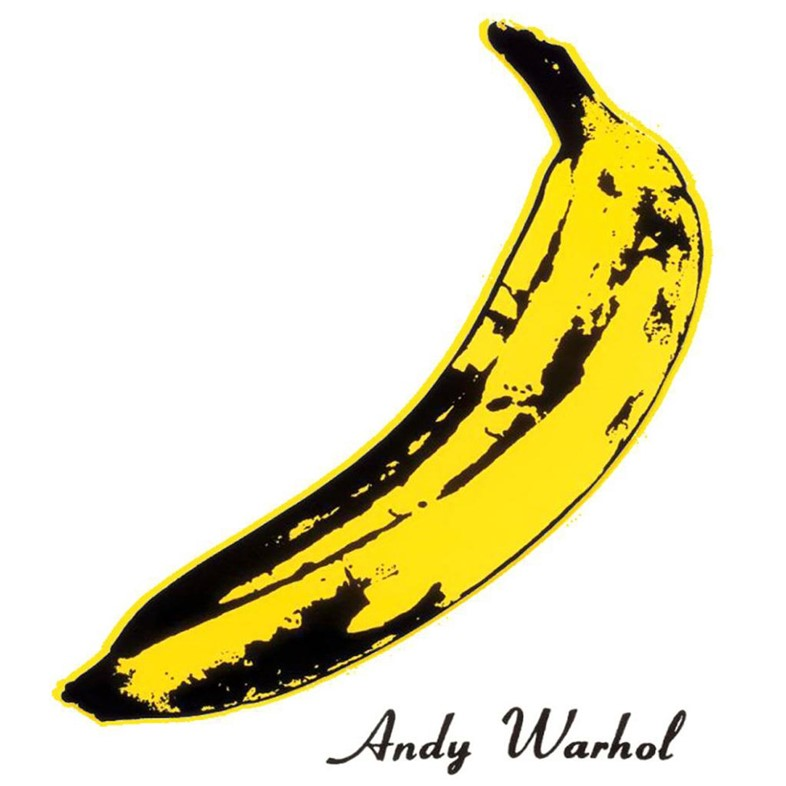 Andy Warhol's The Velvet Underground & Nico album