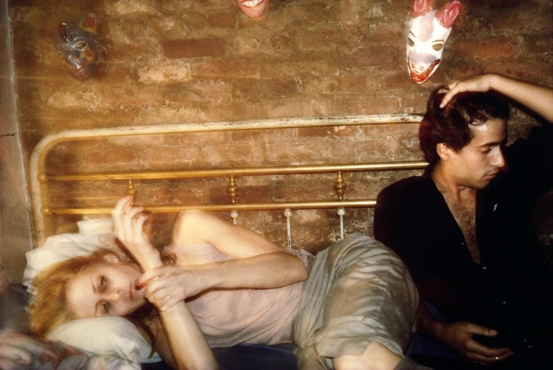 Nan Goldin, 'Greer and Robert on the bed, NYC' 198