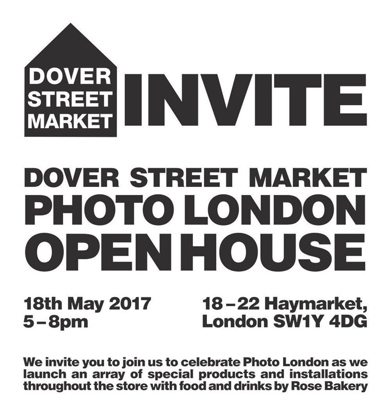 dover street market open house photo london
