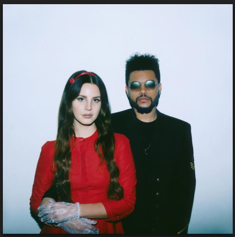 Lana del Rey The Weeknd Lust For Life Video