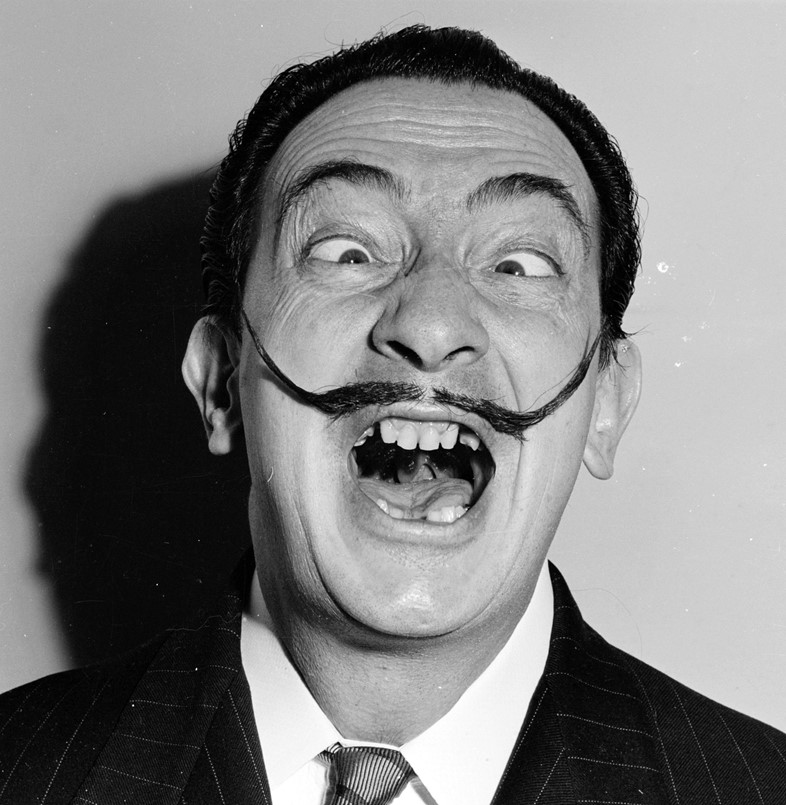 Salvador Dalí's body exhumed with mustache still intact