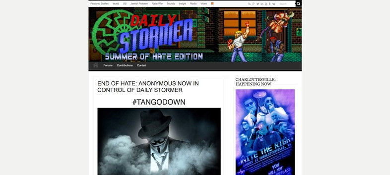 The Daily Stormer