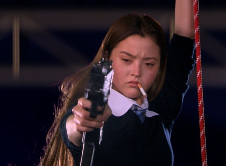 d.e.b.s. film devon aoki spy dominique
