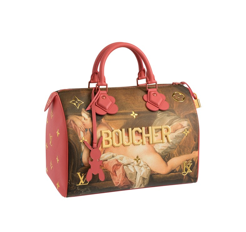 Louis Vuitton x Jeff Koons Second Masters Collection 334fed3890587