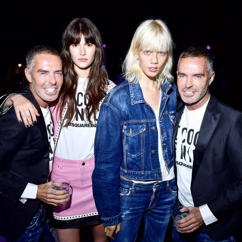 dsquared2 be cool be nice anti bullying