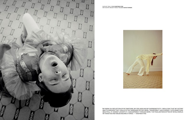 1 Granary central saint martins fashion magazine