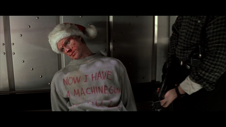 machine gun die hard