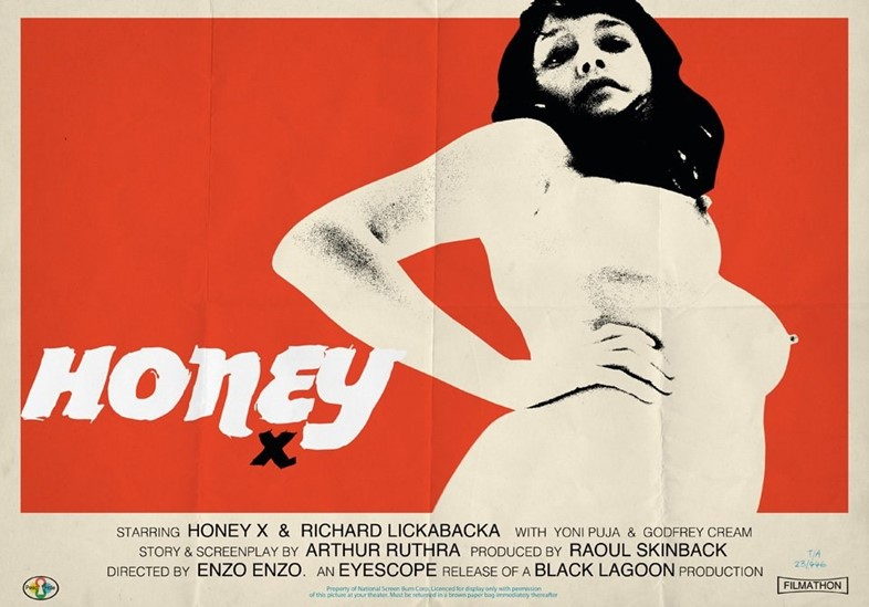 Jamie Hewlett - Honey
