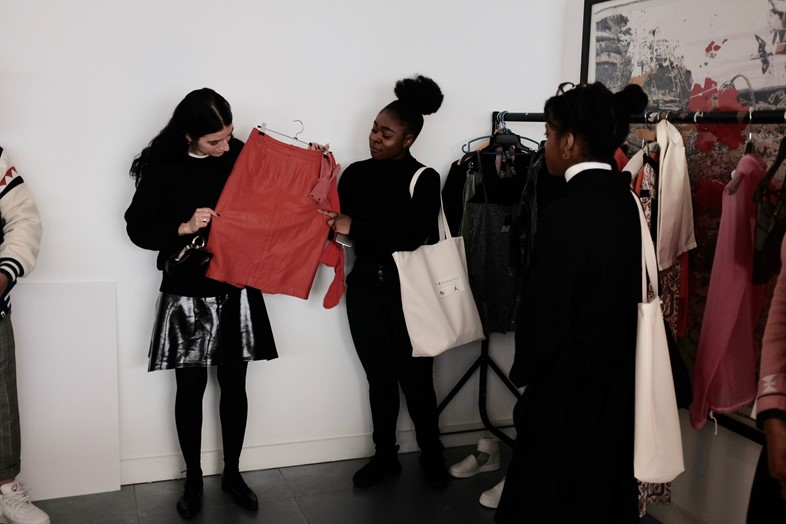 nike the national saturday club styling workshop tips