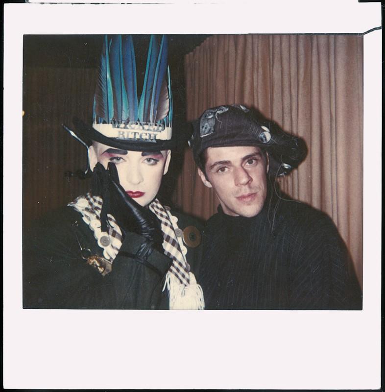 judy blame retrospective history boy george interview