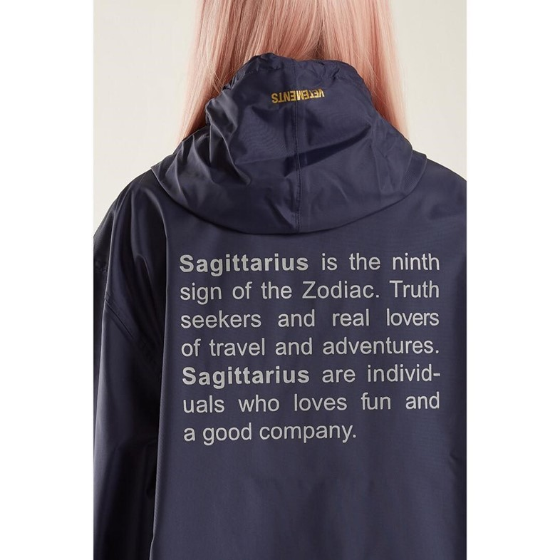 Vetements zodiac capsule collection