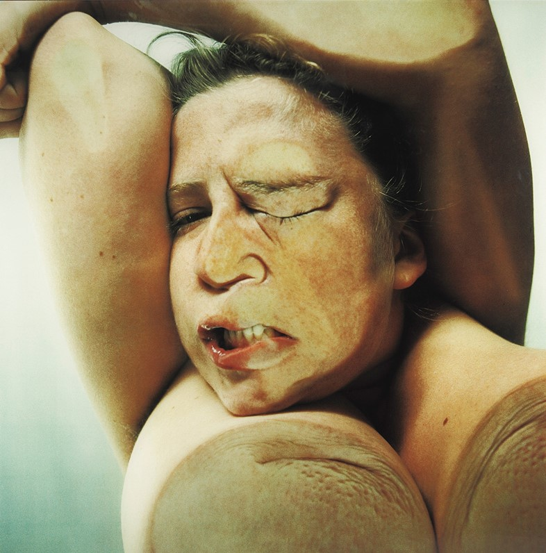 JENNY SAVILLE GLEN LUCHFORD: CLOSED CONTACT