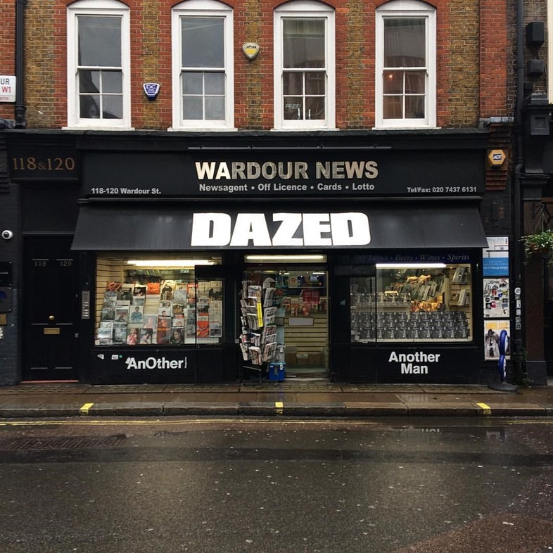wardour news raj patel soho closing may london magazines