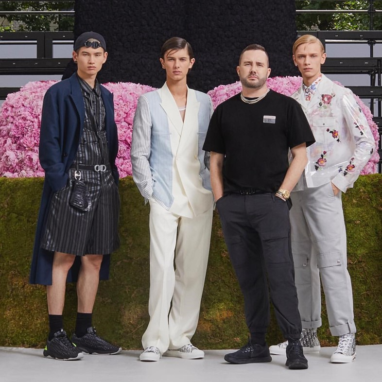 2742bde4cb Everything you need to know about Kim Jones' debut Dior Homme show ...