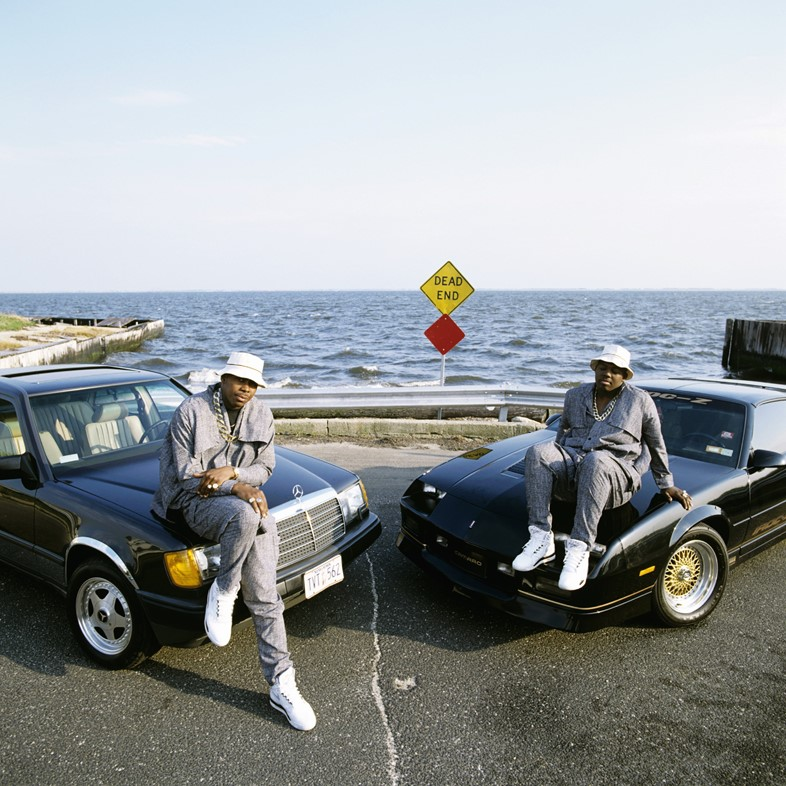 EPMD - Courtesy of Janette Beckman