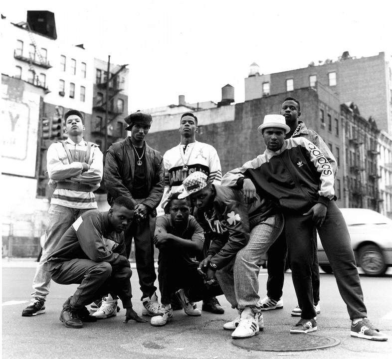 Ultramagnetic MCs - Courtesy of Janette Beckman