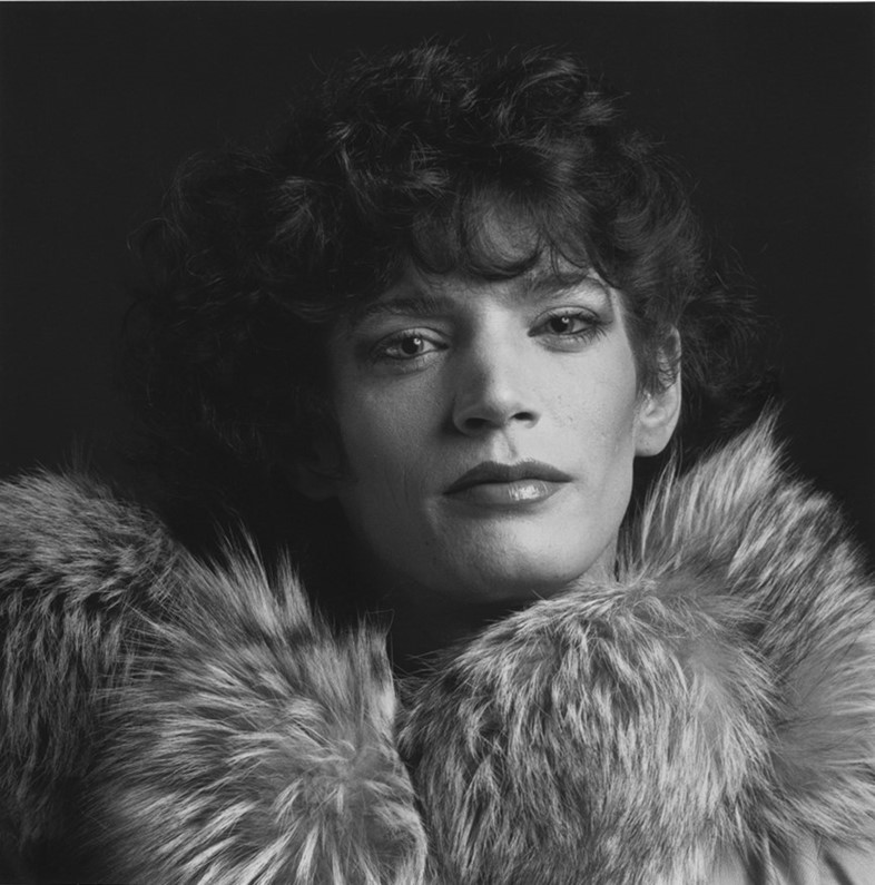 DRAG: Self-portraits and Body Politics, Robert Mapplethorpe