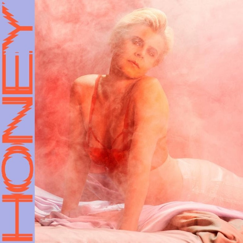Robyn - Honey single art