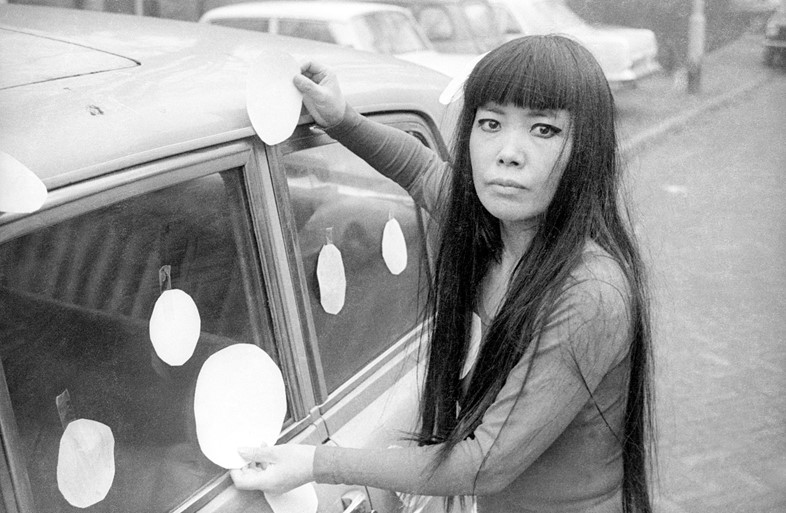 Inside the lost years of Yayoi Kusama