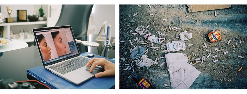 PLASTIC is a new zine from photographer Mary Morgan