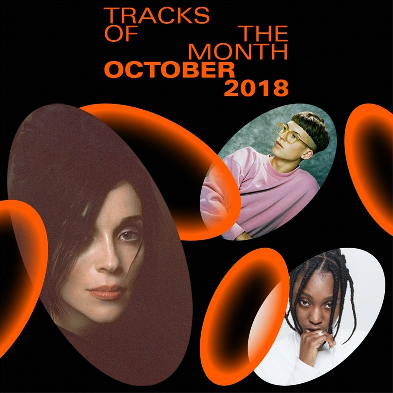 Tracks of the month - October 2018