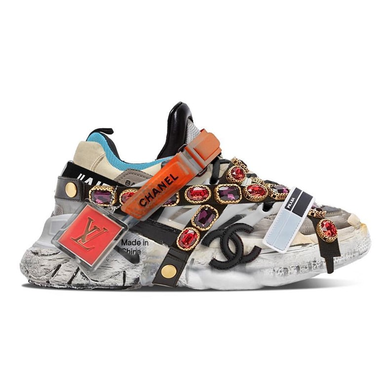 free shipping a8f25 c9720 The designer taking your fave ugly sneakers to extreme new ...