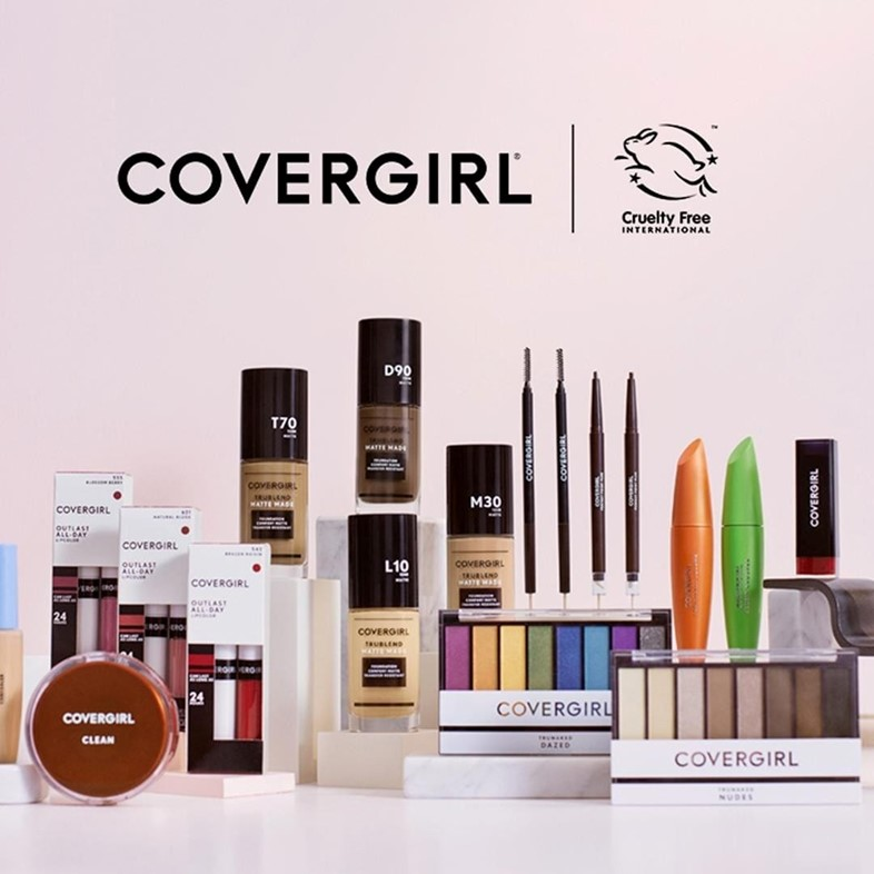 CoverGirl goes cruelty-free | Dazed Beauty