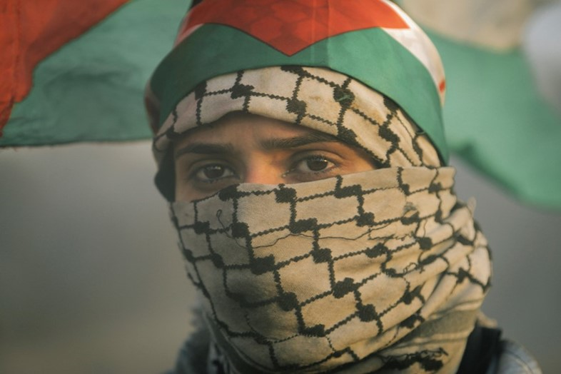 Portraits of Palestinian youth, Active Stills