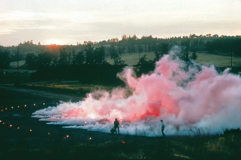 Judy Chicago's Atmosphere