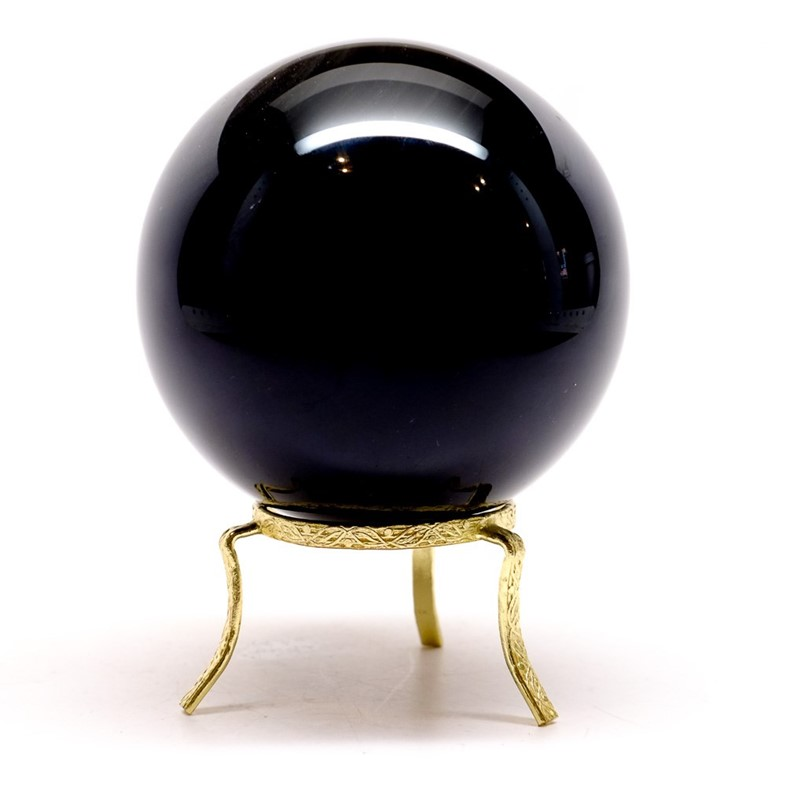 Hoodwitch Obsidian Sphere