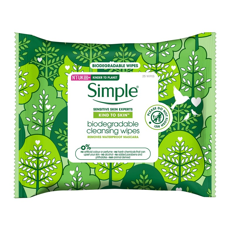 Simple Bio Wipes