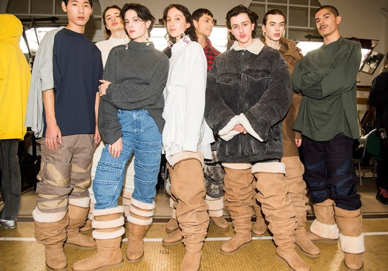 Ugg Y2K Y/Project AW18 collection