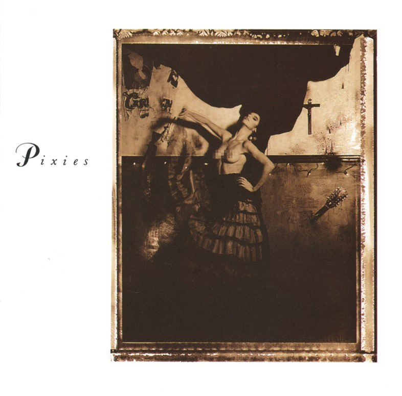 Pixies - Surfer Rosa censored