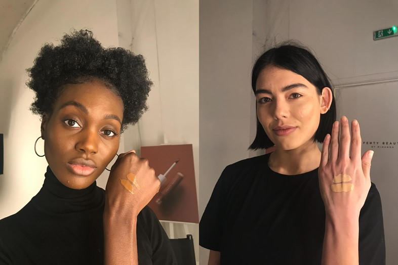 Fenty Concealer Press Day