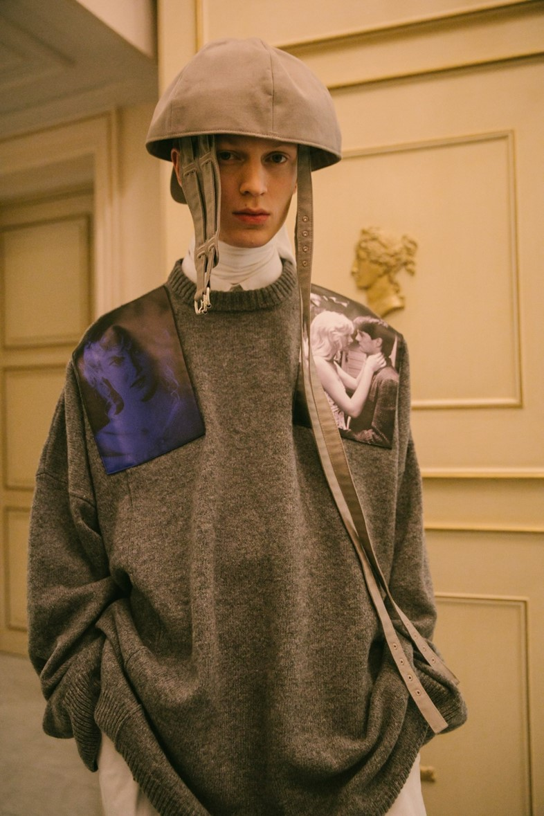 raf simons aw19 paris pfw menswear fashion week