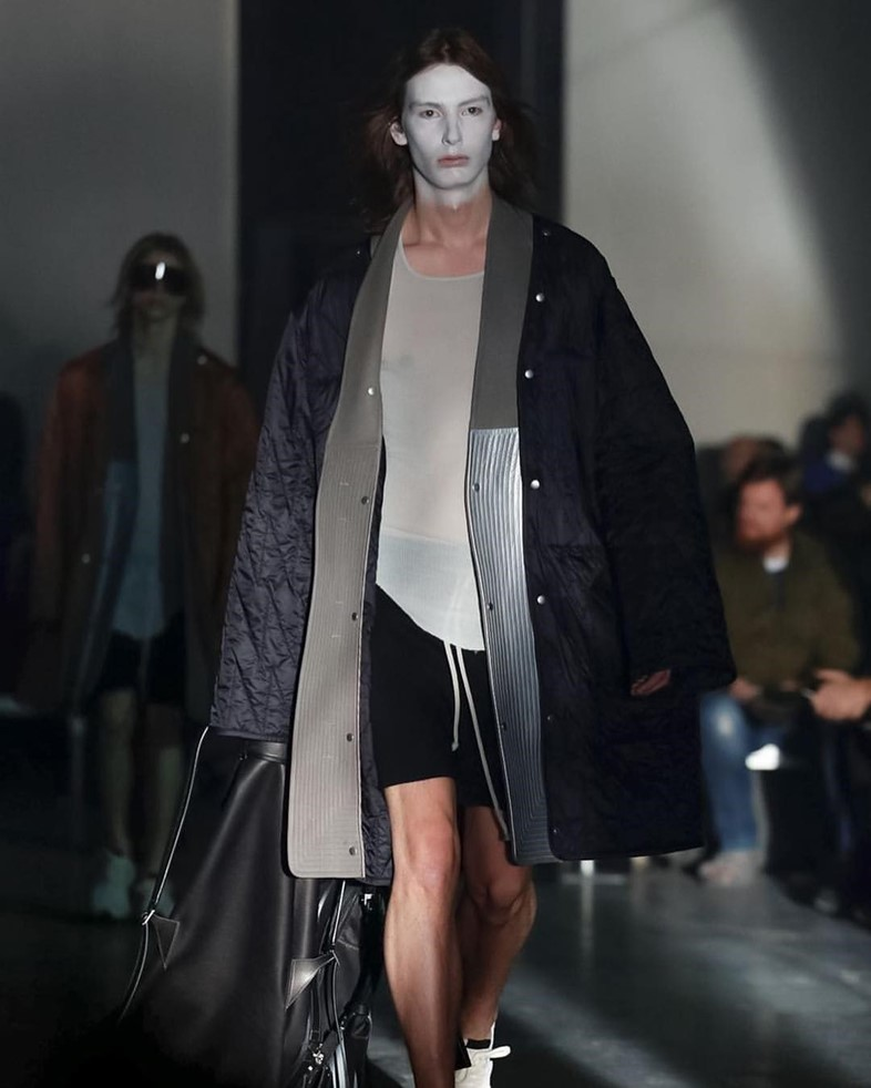 Rick Owens AW19 Larry collection
