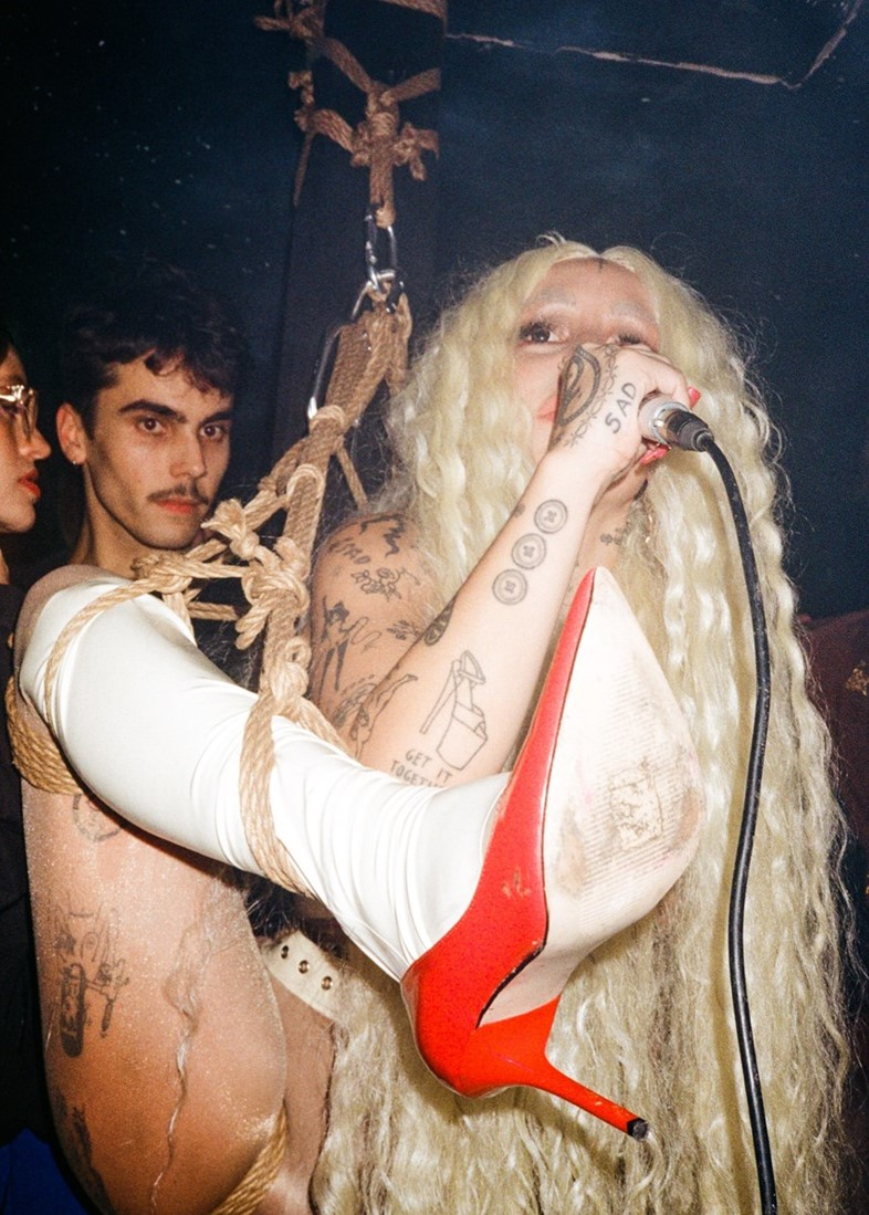 Brooke candy naked pictures Seldom.. possible