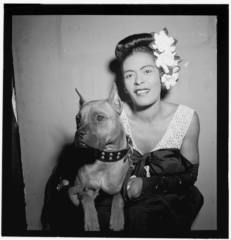 billie holiday mister downbeat