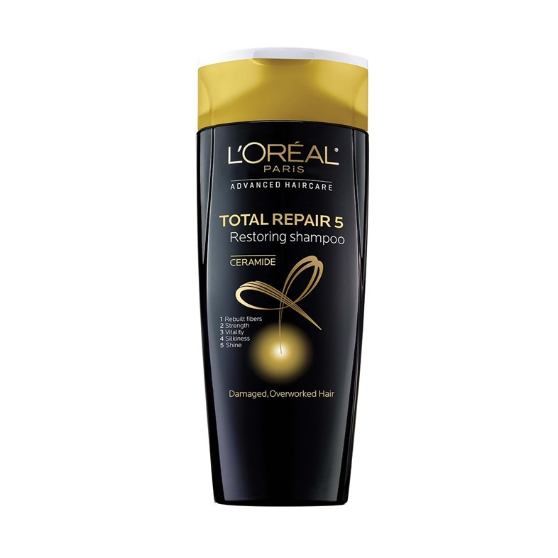 L'Oréal Paris Total Repair 5 Shampoo.
