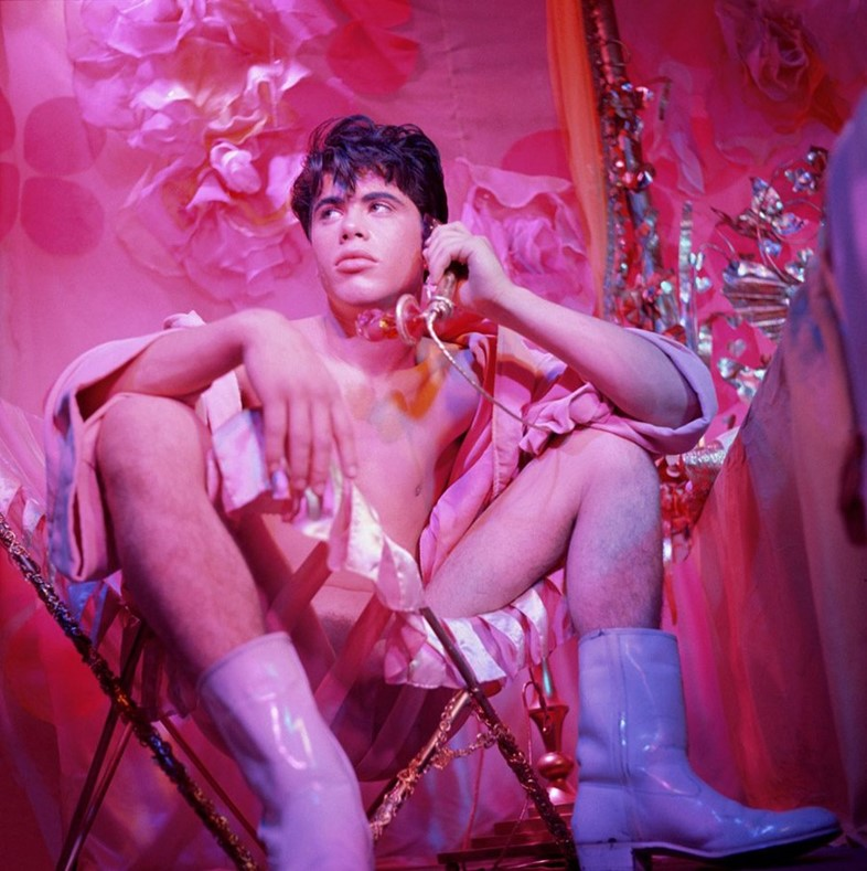 James Bidgood's Reveries