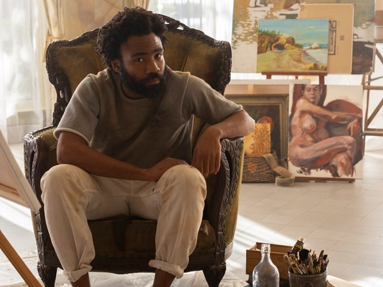 Still from Donald Glover Presents