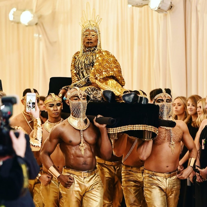 billy porter met gala ball 2019 camp