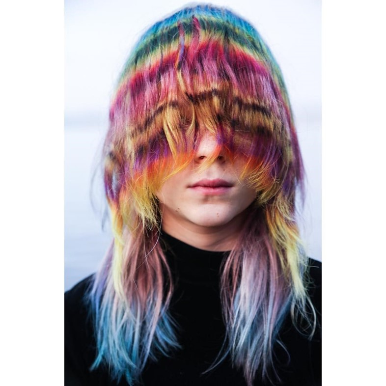Holistic hairstylist Roxie Jane Hunt on her cosmic approach to beauty