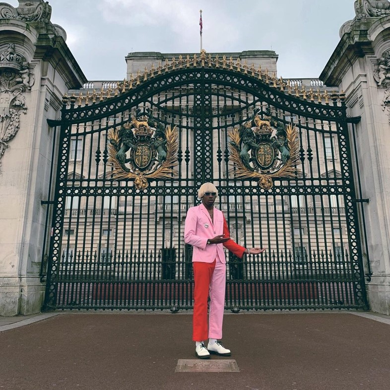 Tyler, the Creator in London