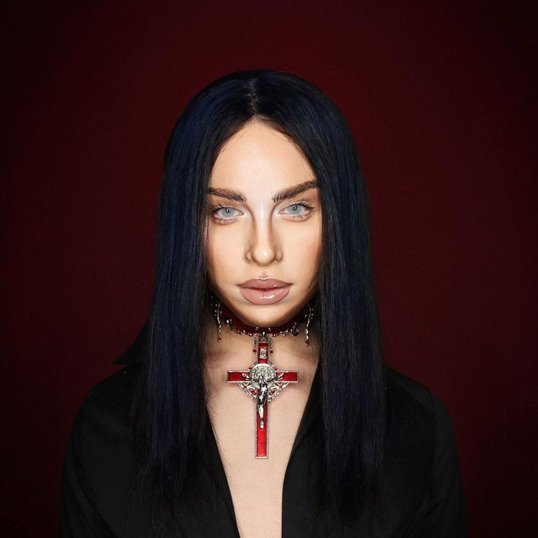 Alexis Stone Transforms Into Billie Eilish And The Internet Loses
